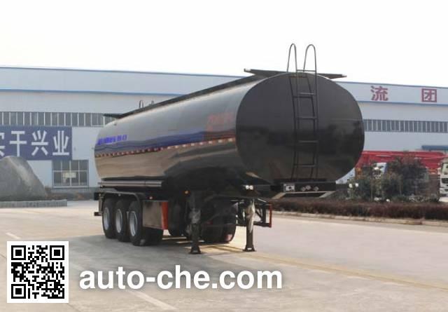 Tongya CTY9401GLYPH liquid asphalt transport tank trailer