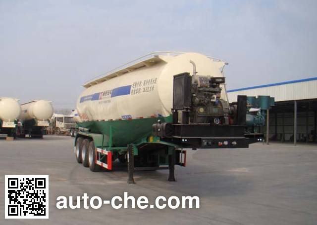 Tongya CTY9401GXHA ash transport trailer