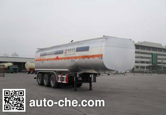 Tongya CTY9401GYYA oil tank trailer
