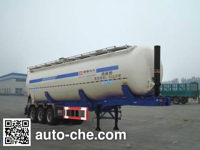 Tongya CTY9402GFLA low-density bulk powder transport trailer