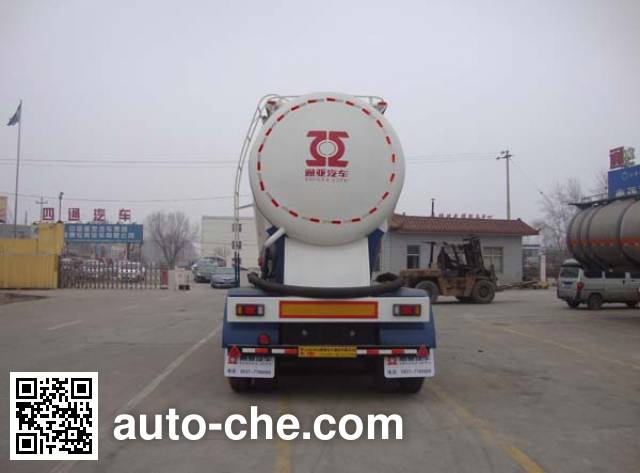 Tongya CTY9402GXHA ash transport trailer