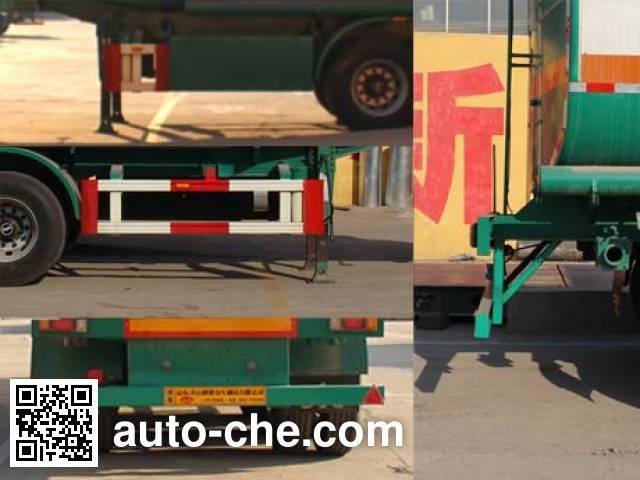 Tongya CTY9402GYSZ liquid food transport tank trailer