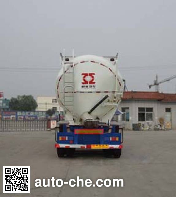 Tongya CTY9403GFLA medium density bulk powder transport trailer