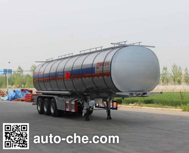 Tongya CTY9403GRYD flammable liquid tank trailer