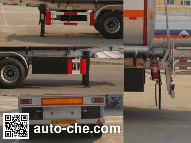 Tongya CTY9403GRYML flammable liquid tank trailer