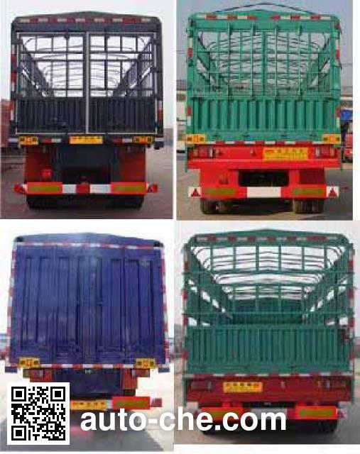 Zuguotongyi CTY9404CCY stake trailer