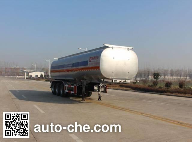 Tongya CTY9404GRY flammable liquid tank trailer