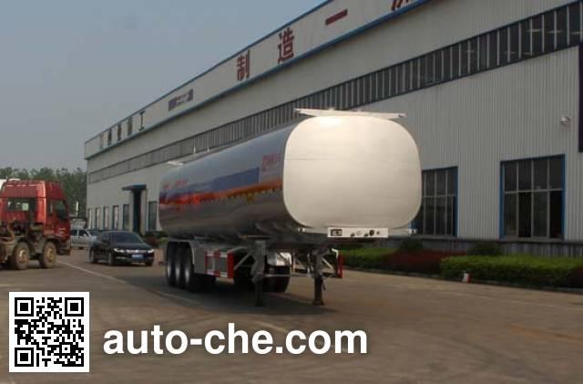Tongya CTY9404GRYA flammable liquid tank trailer