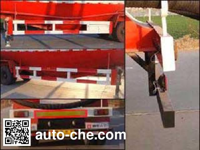 Tongya CTY9406GFLA low-density bulk powder transport trailer