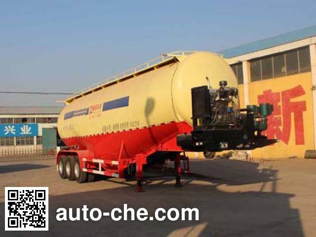 Tongya CTY9406GFLB low-density bulk powder transport trailer