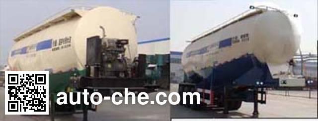 Tongya CTY9407GFLA low-density bulk powder transport trailer