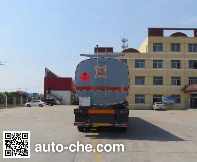 Tongya CTY9402GYYA oil tank trailer