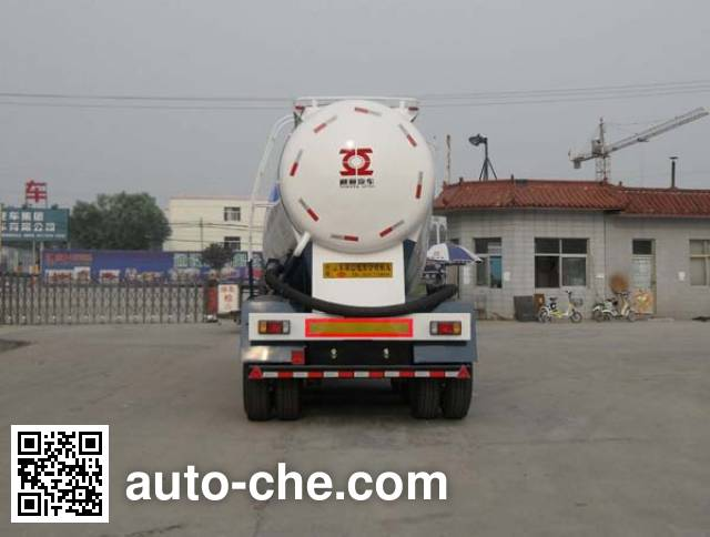 Tongya CTY9408GXH ash transport trailer