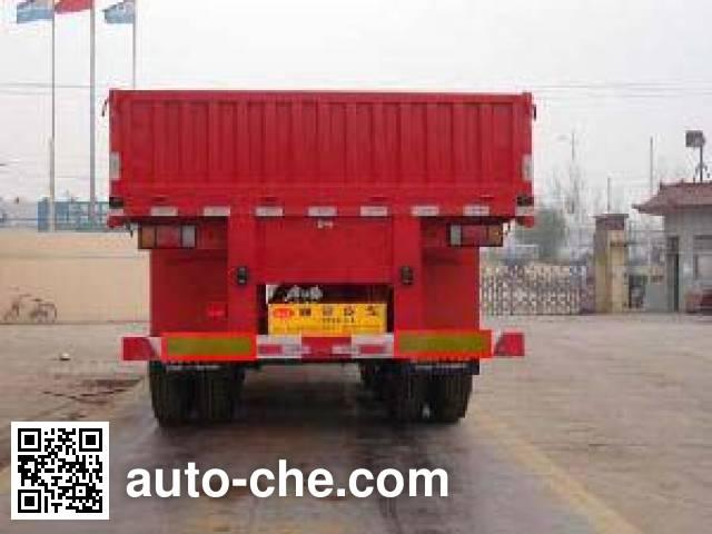 Tongya CTY9409 dropside trailer