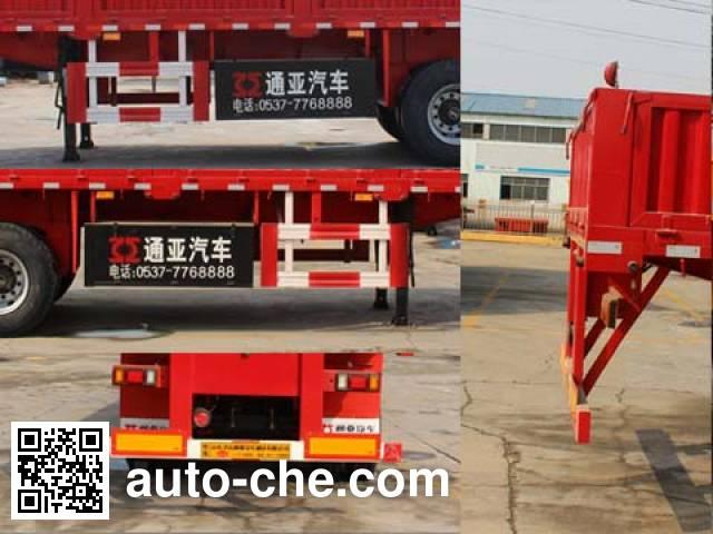 Tongya CTY9409B dropside trailer