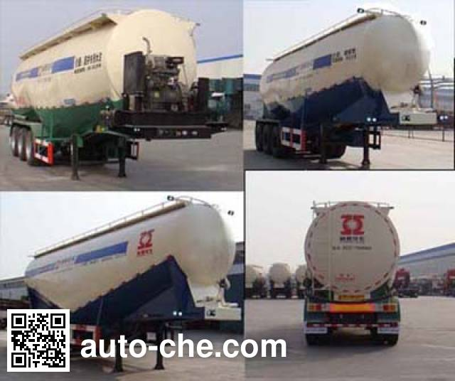 Tongya CTY9360GXH ash transport trailer