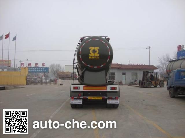 Tongya CTY9409GFLA medium density bulk powder transport trailer