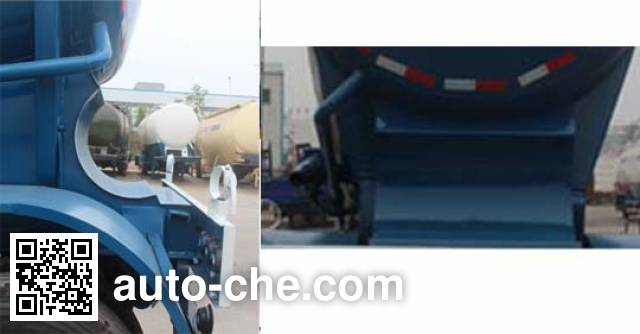 Tongya CTY9401GFLB low-density bulk powder transport trailer