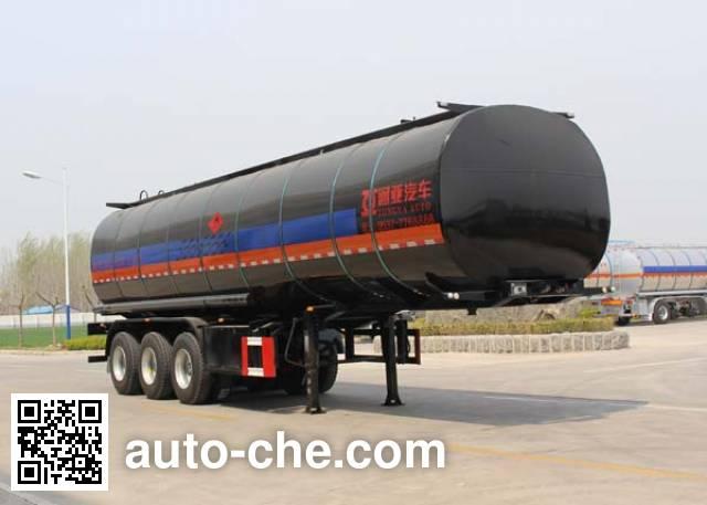 Tongya CTY9409GRY flammable liquid tank trailer