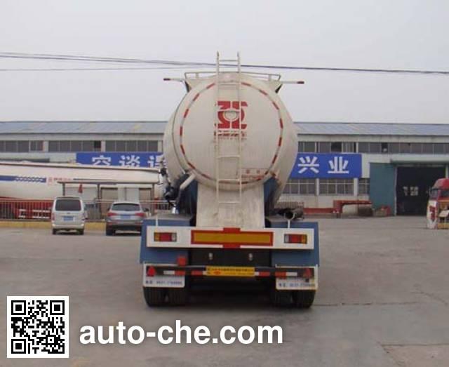 Tongya CTY9409GXH ash transport trailer