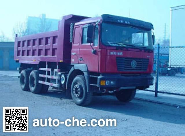 Wanrong CWR3251DMSX384 dump truck