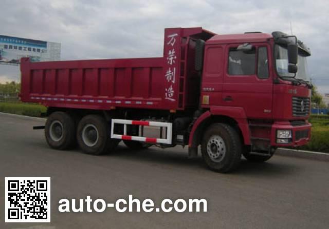 Wanrong CWR3251DNS dump truck
