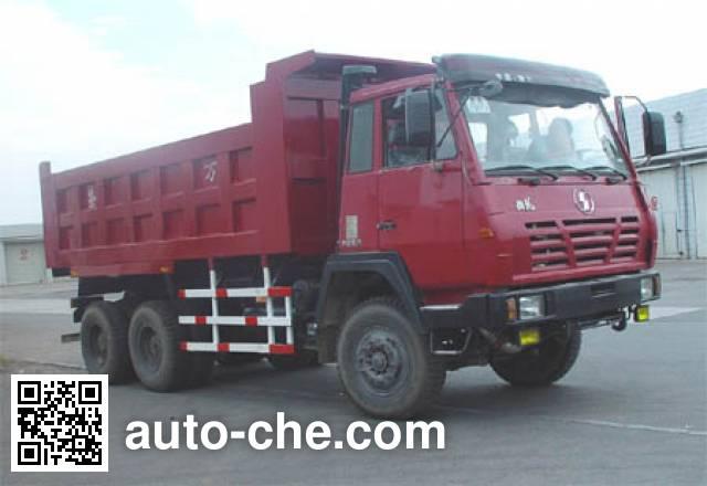 Wanrong CWR3254SX3841 dump truck
