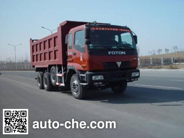Wanrong CWR3258DLPJB-1 dump truck