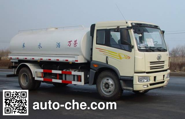 Wanrong CWR5163GSS sprinkler machine (water tank truck)