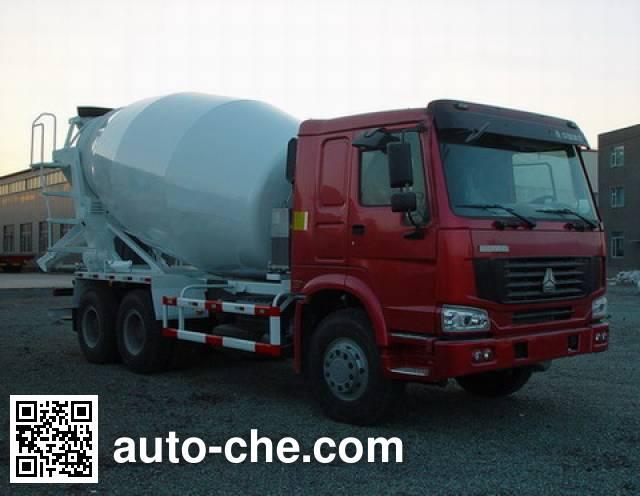 Wanrong CWR5257GJB40Z concrete mixer truck