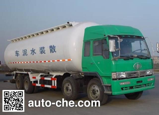 Wanrong CWR5310P4GSNC bulk cement truck