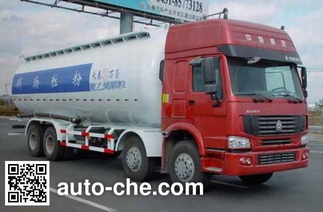 Wanrong CWR5316GFLN46CZ bulk powder tank truck
