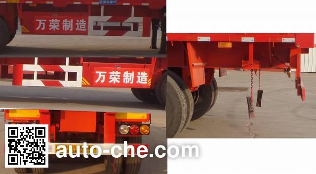 Wanrong CWR9400 trailer