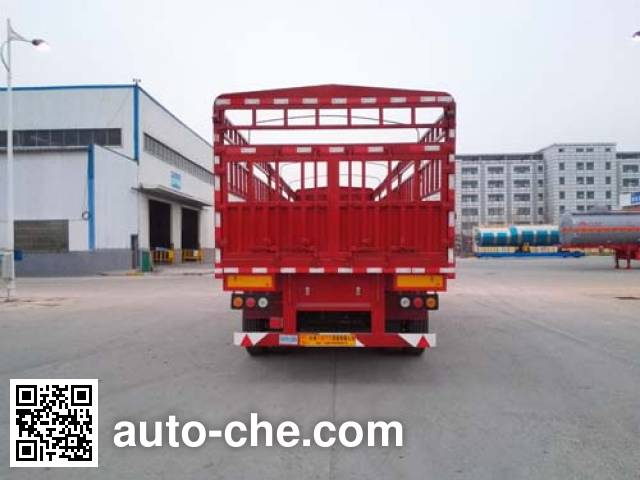 Wanrong CWR9401CCY stake trailer
