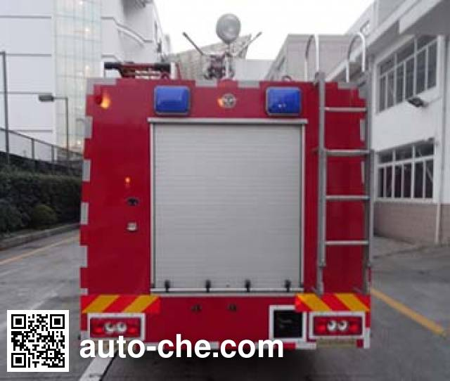 Feiyan (Jiyang) CX5100GXFPM30 foam fire engine