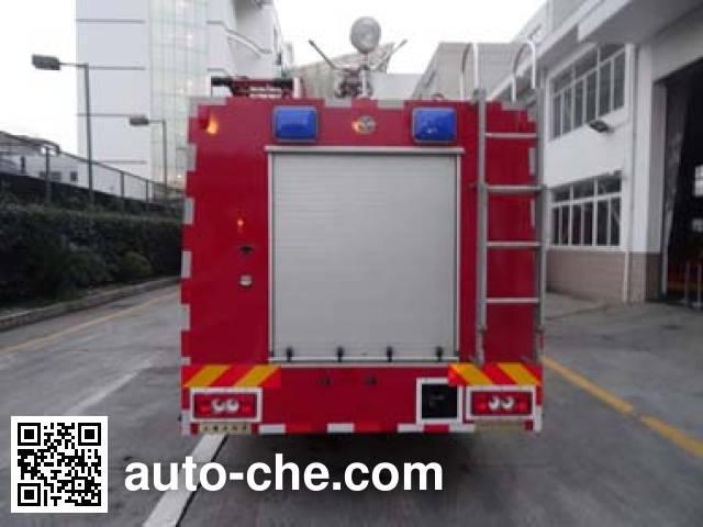 Feiyan (Jiyang) CX5100GXFSG30 fire tank truck