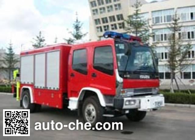 飞雁牌CX5101TXFJY120抢险救援消防车