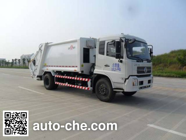 JAC Yangtian CXQ5120ZYSDFL4 garbage compactor truck