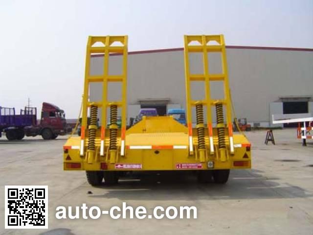 江淮扬天牌CXQ9196TDP低平板半挂车