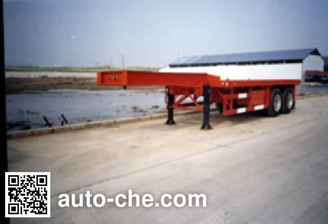 JAC Yangtian CXQ9300TJZE container carrier vehicle