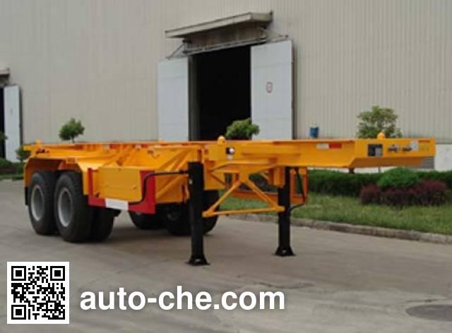 JAC Yangtian CXQ9300TJZG container carrier vehicle