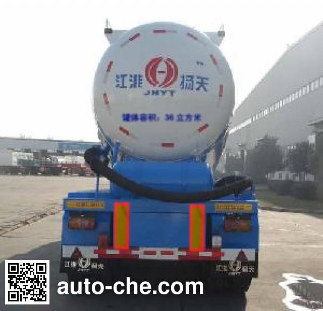 江淮扬天牌CXQ9321GFL粉粒物料运输半挂车