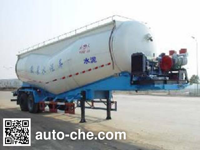 JAC Yangtian CXQ9321GSN bulk cement trailer