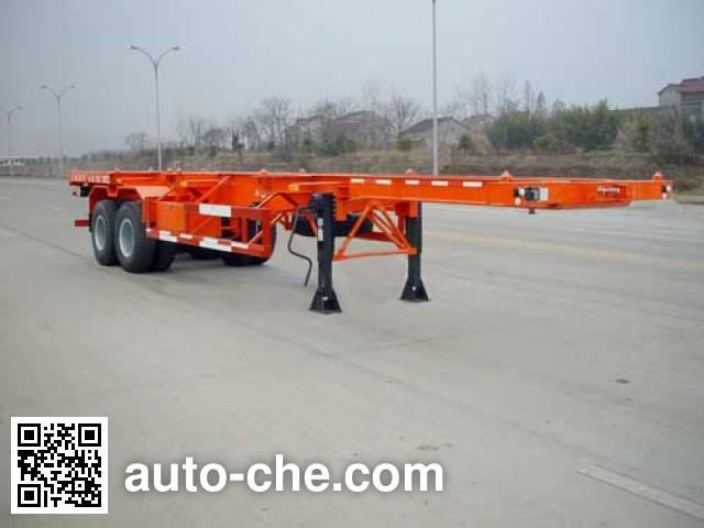 JAC Yangtian CXQ9340TJZG container carrier vehicle