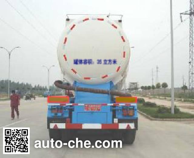 JAC Yangtian CXQ9350GSN bulk cement trailer