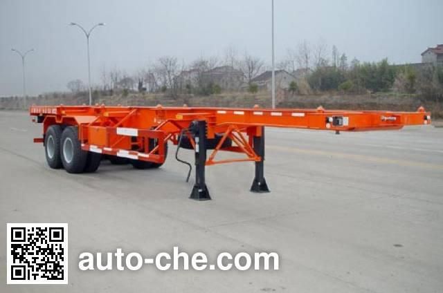 JAC Yangtian CXQ9352TJZG container carrier vehicle