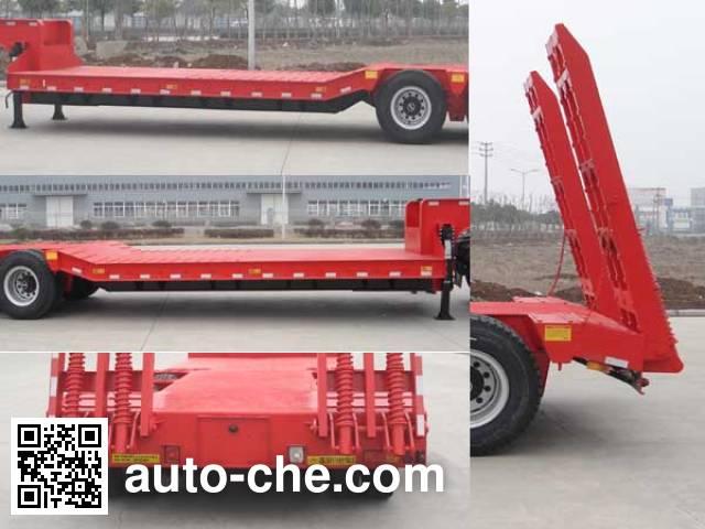 江淮扬天牌CXQ9356TDP低平板半挂车