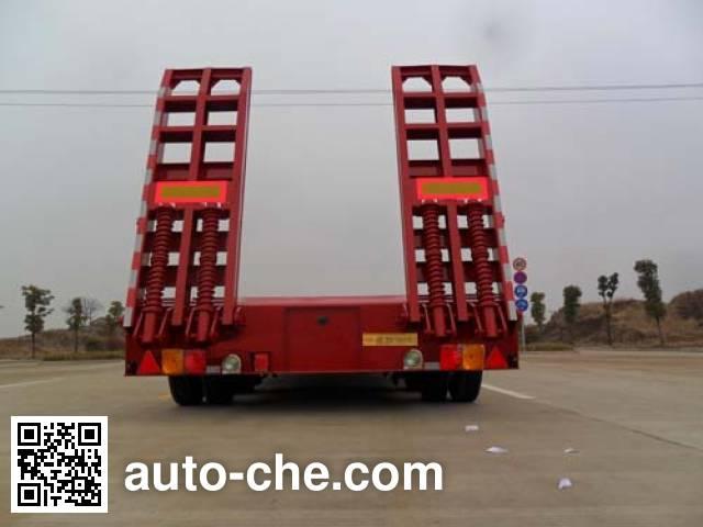 江淮扬天牌CXQ9357TDP低平板半挂车