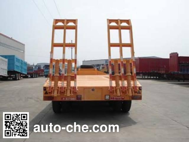 江淮扬天牌CXQ9380TDP低平板半挂车
