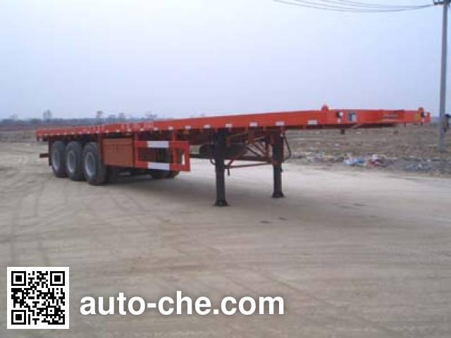 JAC Yangtian CXQ9382TJZP container carrier vehicle